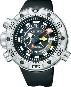 Relógio Citizen Aqualand Eco-drive Bn2021-03e 12 X Sem Juros