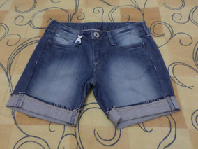 Short Jeans Carmim Tamanho 38 Strecht Como Novo