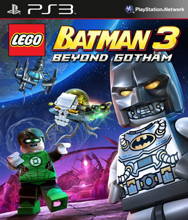 Lego Batman 3 Beyond Gotham Ps3 Digital Gcp