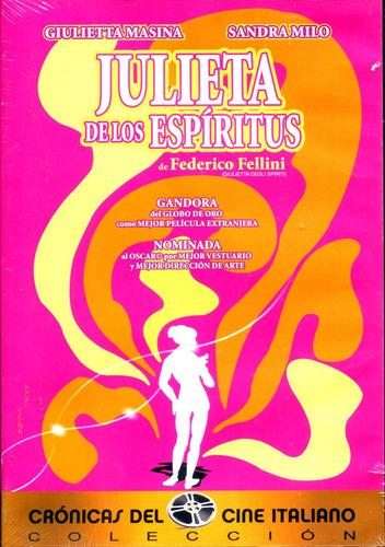 Dvd Julieta De Los Espiritus (giulietta Degli Spiriti) 1965