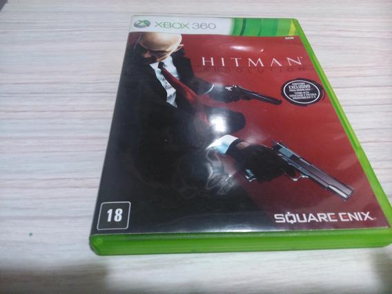 Jogo Hitman Absolution Xbox 360