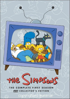 Dvd The Simpsons Season 1 / Los Simpson Temporada 1