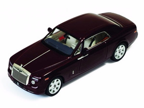 Miniatura Rolls Royce Phantom Coupe 2008 1:43 Ixo Moc167p