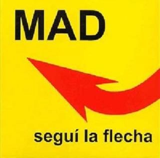 Cd Mad - Segui La Flecha - Original - Envios Por Oca - Nuevo