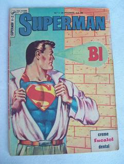 Hq: Superman Bimestral Nº 2 - Pocahontas - Maio 1965 - Ebal