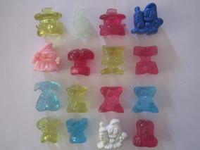 Lote 16 Miniaturas Geloucos Gogos