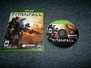 Titanfall Completo Para Xbox One,excelente Titulo,checalo.