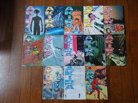 Akira Coleção Completa 38 Edições Editora Globo Raríssimo
