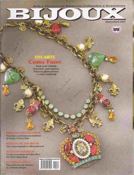 Arte E Técnica Em Bijuterias Folheados Acessórios Bijoux 61