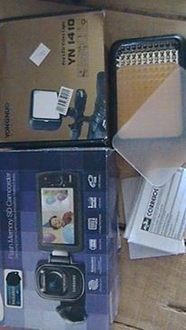 Kit Filmadora F400 Bn Samsung Skatebording Video Maker