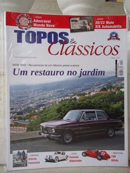 Topos & Classicos N°121 Bmw 1602 Miniaturas 159 Alfeta