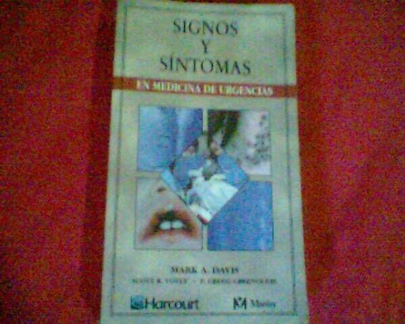 Livro De Medicina De Signos E Sintomas Em Espanhol