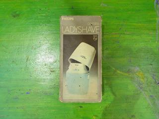 Antigua Depiladora Philips Ladyshave Funcionando