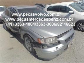 Volvo S60 2.4t Batida Para Tirar Peças