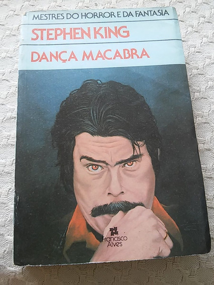 Dança Macabra - Stephen King - Mestres Do Horror Fantasia
