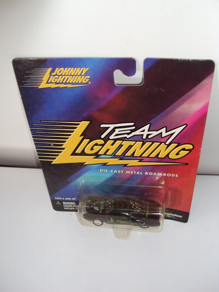 Johnny Lightning Team Lightning Besouro Verde Beleza - 1/64