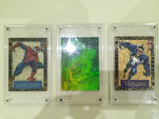 Tarjetas Coleccionables De Spiderman - Edición Limitada 1994