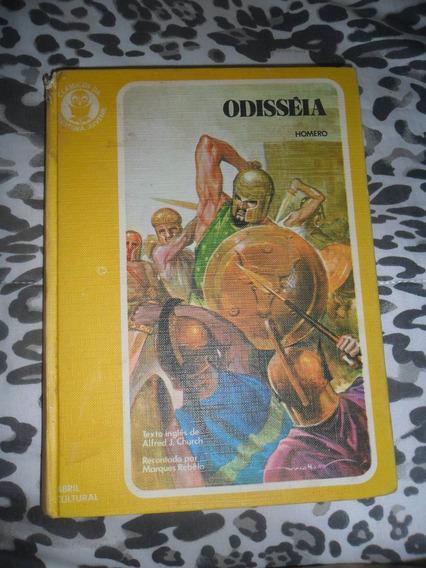 Odisseia - Homero - Abril Cultura - 1972