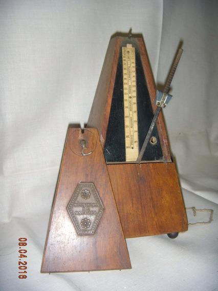 Metrónomo Maelzel - Metronome De Maelzel - Genuino