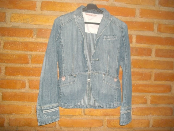 Impecable Blazer De Jean