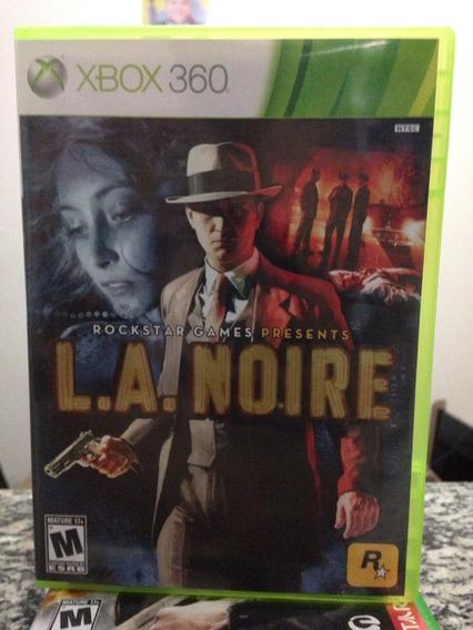 Game X Box 360 - L.a . Noire