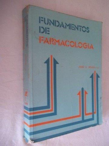 * Livro - Fundamentos De Famacologia - Medicina