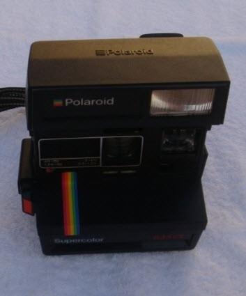 Máquina Fotográfica Polaroid ,polaroide