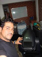Luminotecnico Sonidista Y Tecnico Especialista En Martin