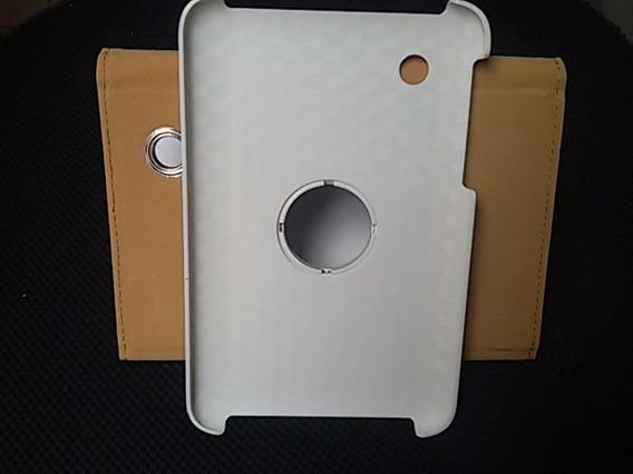 Capa Luxo Para Uso Samsung Tab 7 P6200 P3100 E Caneta Brinde