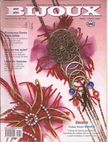 Arte E Técnica Em Bijuterias Folheados Acessórios Bijoux 50