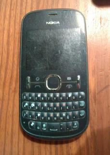 Celular Nokia Asha 201 Con Cargador Para Movistar