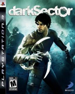 Dark Sector Ps3 Playstation Nuevo Y Sellado Juego Videojuego