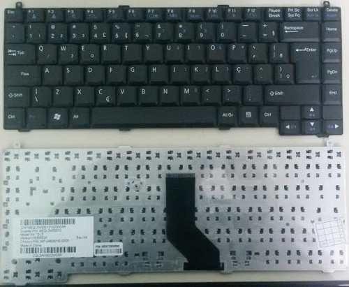 Teclado Notebook Lg R480 R490 P810 R410 Rd410 Br Com Ç
