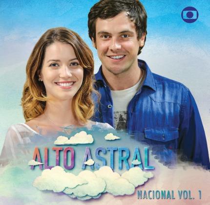 Cd Alto Astral Nacional Vol. 1 - Produto Original E Lacrado