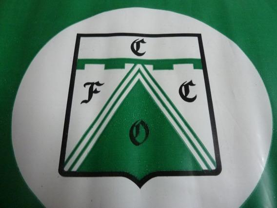 Futbol Antigua Bandera De Ferro Carril Oeste