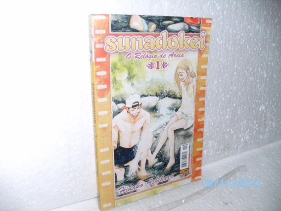 Gibi Mangá Sunadokai O Relógio De Areia # 1 -hinako Ashihara