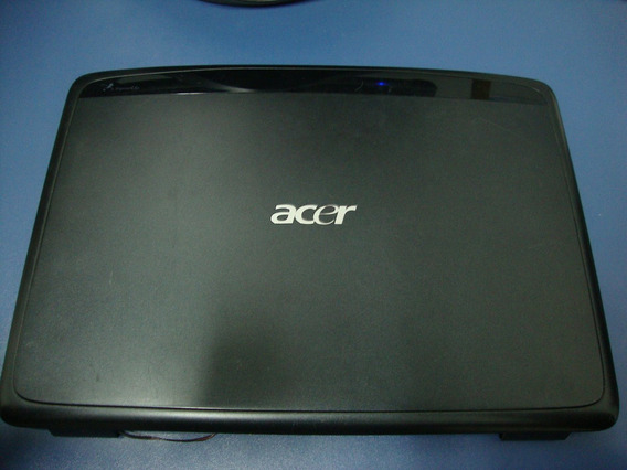 Carcaça Tampa Da Tela Notebook Acer Aspire 4520