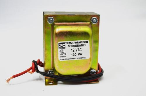 Transformador Para Piscina 12v 100 Va