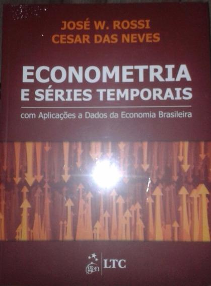 Livro De Econometria E Series Temporais