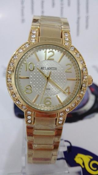 Relógio Atlantis Feminino B3409