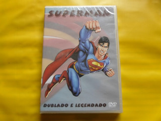 Dvd Superman Vol. 3 / Dublado E Legendado / Novo