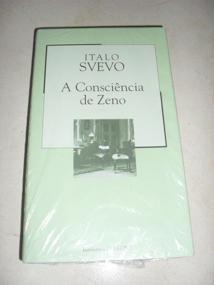 Livro: A Consciência De Zeno - Italo Svevo - Lacrado