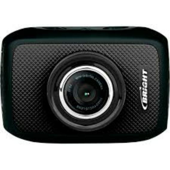 Câmera Digital Para Esportes Bright Sport Cam 5mp Preta