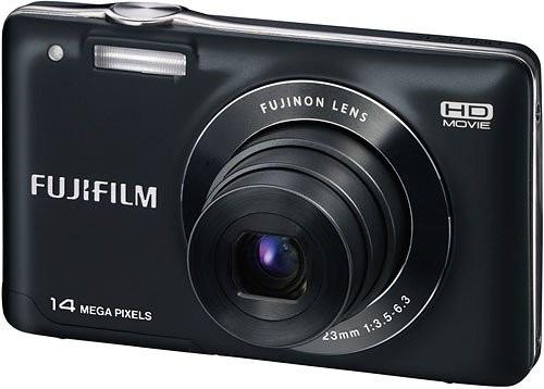 Fujifilm Jx500 Digital Cámara - Negra (14mp, 5x Zoom Óptico)