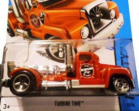 Turbine Time Elwoods Garage Caminhão Hw City 2015 2/250