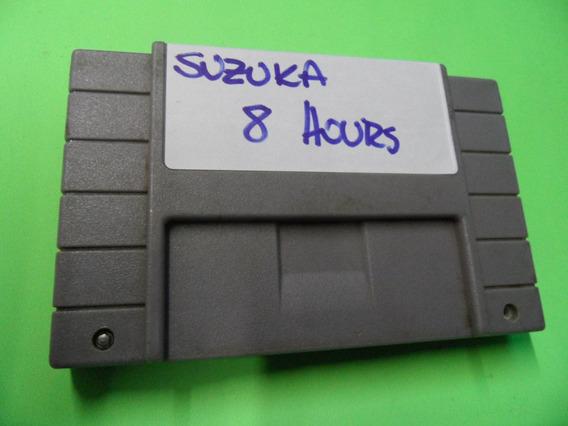 Suzuka 8 Hours Super Nintendo Snes