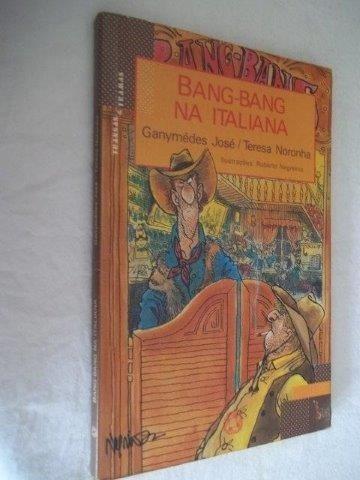 Bang- Bang Na Italiana - Infanto-juvenis