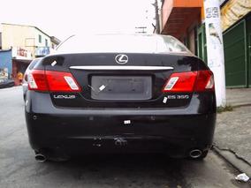 Sucata Lexus Es 350 Ano 2008 Para Retirada De Peças Consulte