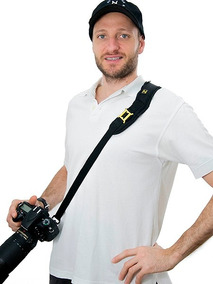 Alça Para Câmera Dslr Tipo Black Rapid - Shoulder Strap