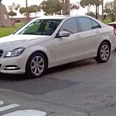 Mercedes Benz Blanco 2012